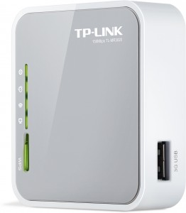Budget Friendly 4G Portable Router TP-Link TL-MR3020 Review