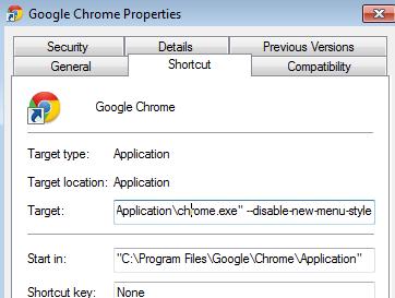 Chrome Command