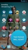 Everythingme UI