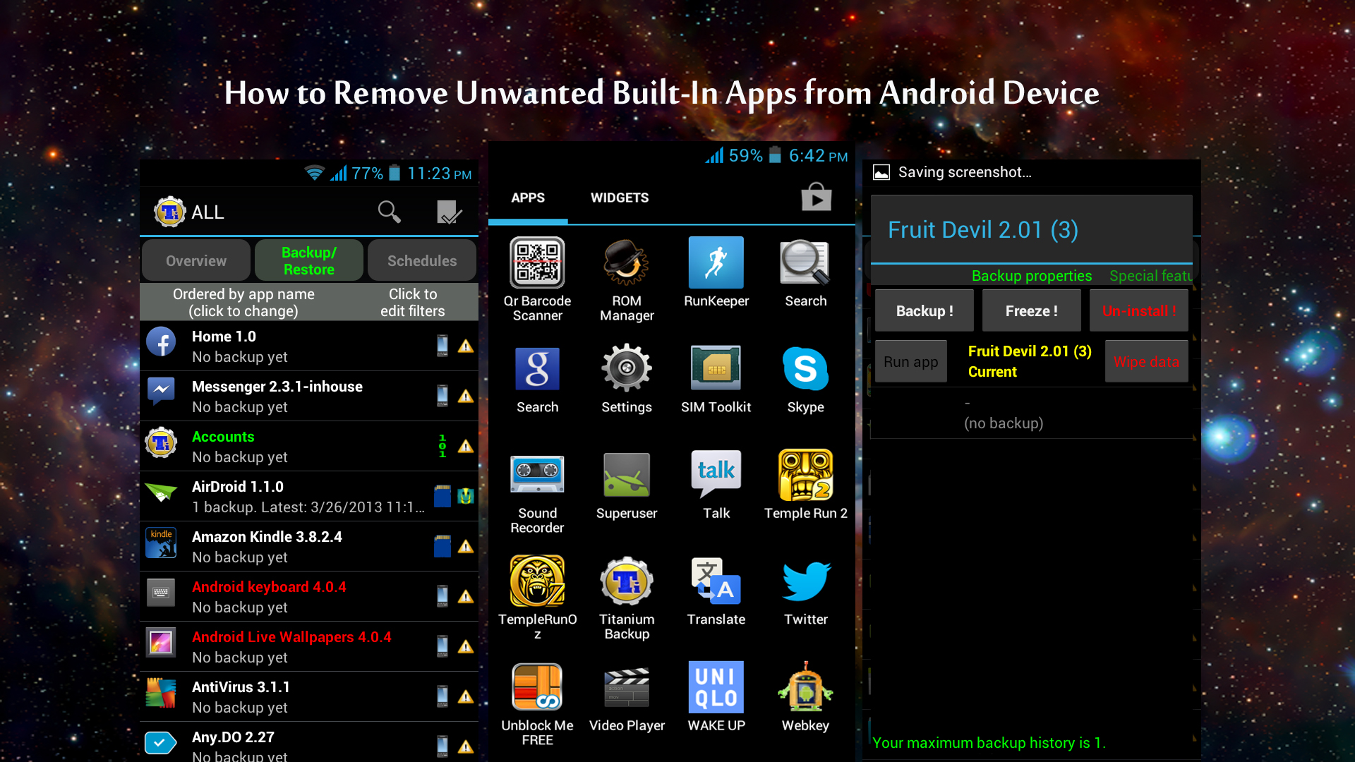 how to delete apps that came with iphone how to remove built in apps from android device 20789