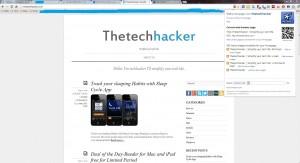 Protopage thetechhacker