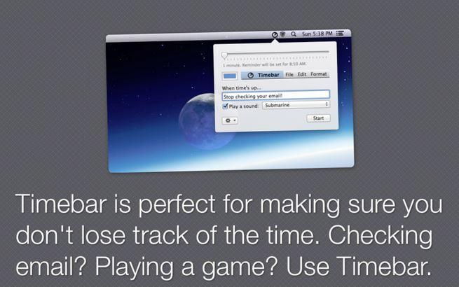 Timebar thetechhacker