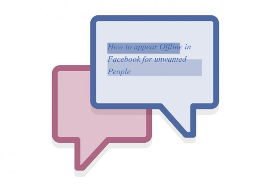 Turn off facebook chat thetechhacker UI
