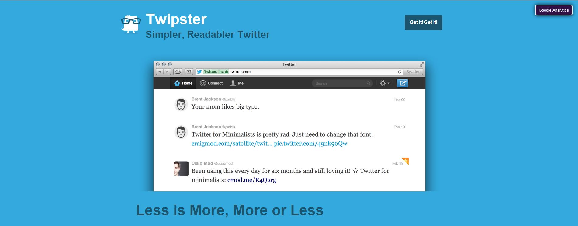 Twipster thetechhacker