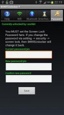 Unlock Bluetooth and Wifi Passcode using Bluetooth and Wifi Unlocker thetechhacker