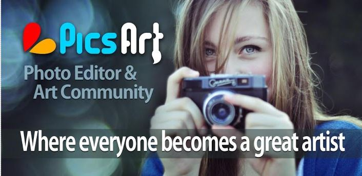 PicsArt app review thetechhacker