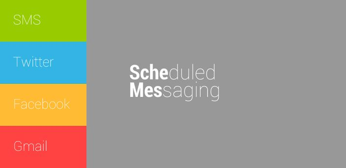 Schedule SMS,Twitter,Facebook,Gmail Messages In Android Using Schemes thetechhacker