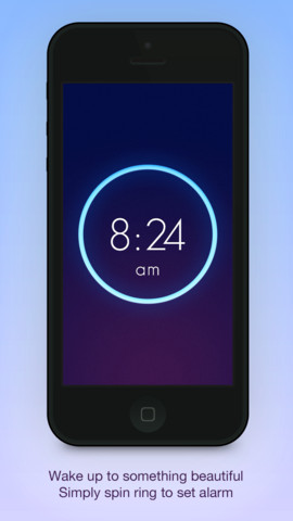 Wake Alarm Clock for iOS