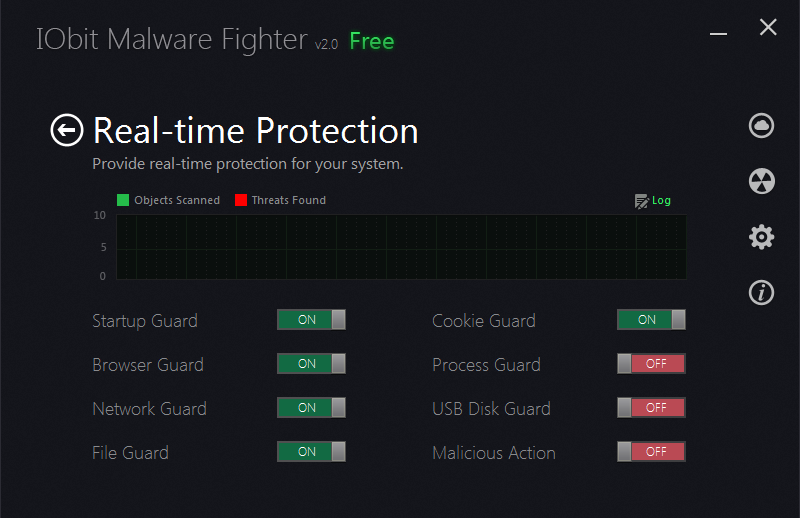Malware Fighter 2 Real Time Protection