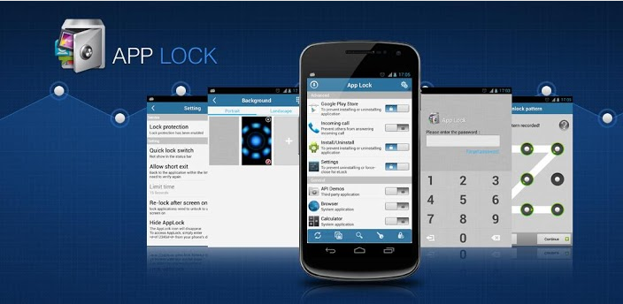 How Lock And Protect Android Apps?