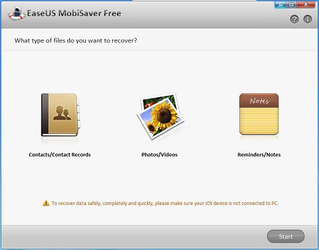 Recover Lost iPhone Data, Contacts, Photos Easily With EaseUS MobiSaver