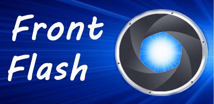 Take Front Facing Camera Photos In Full Brightness With Front Flash thetechhacker