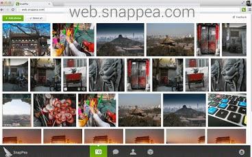 Web SnapPea UI