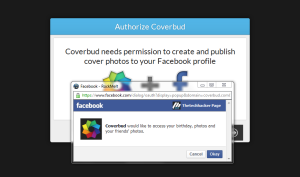 Coverbud Authorization