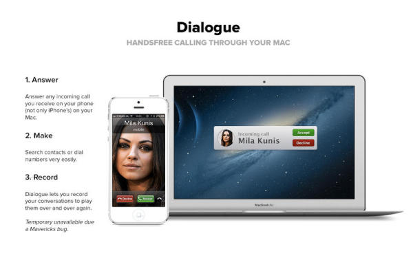 Dialogue Mac App Review