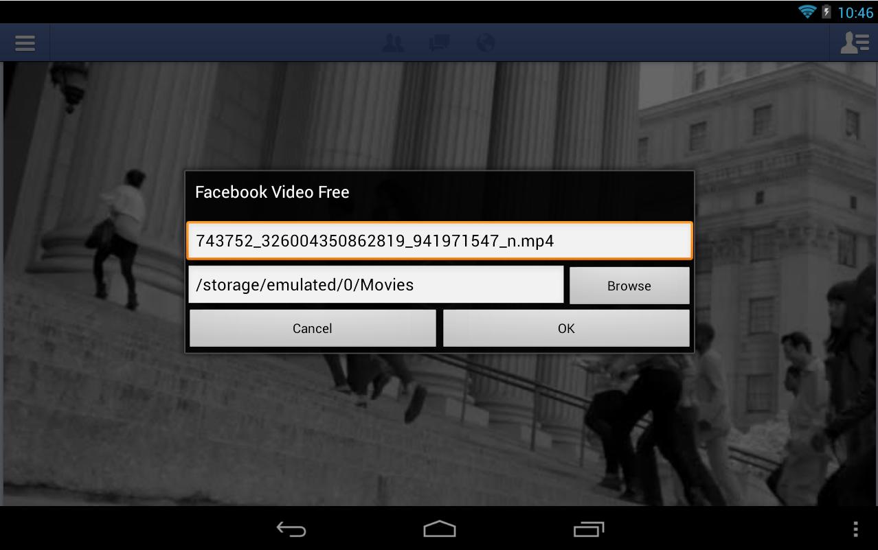 Download Videos for Facebook