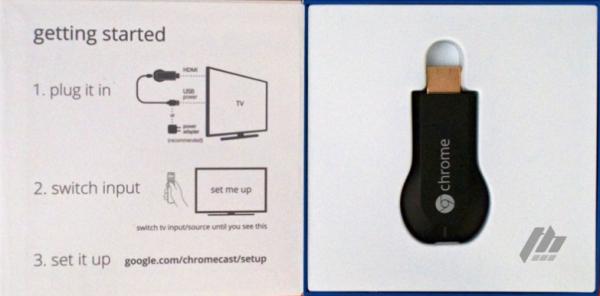 Google Chromecast copy