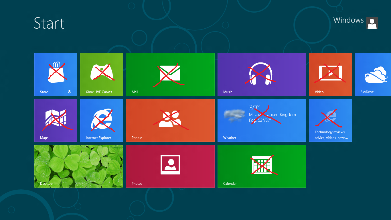 How To Batch Uninstall Windows 8 Default Apps