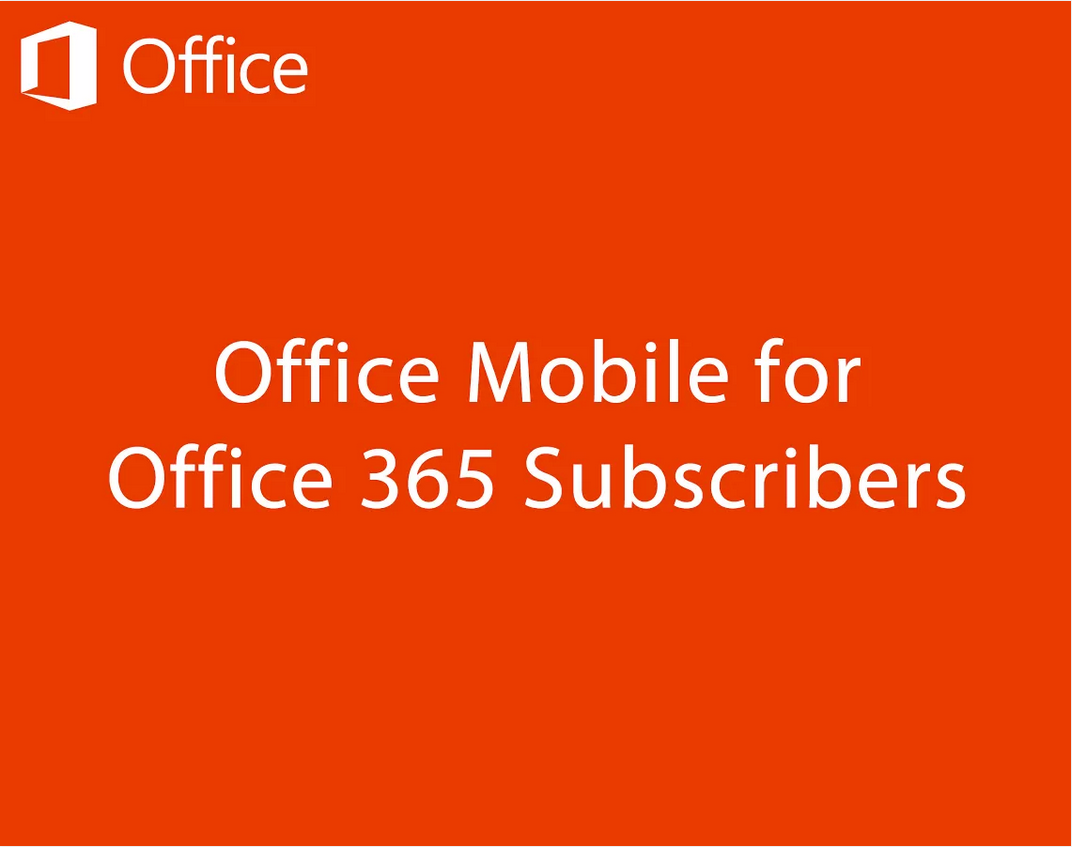 Office 365 for Android