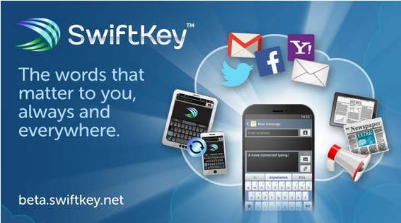 SwiftKey Beta For Android With Cloud Support & Trending Phrases thetechhacker