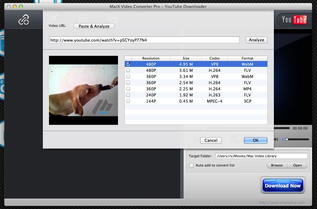 MacX Video Downloader