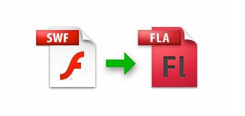 SWF To FLA