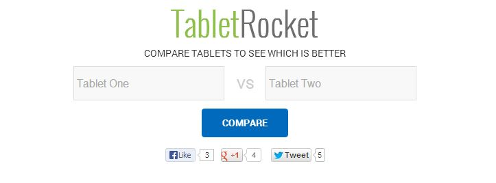 TabletRocket Search Box