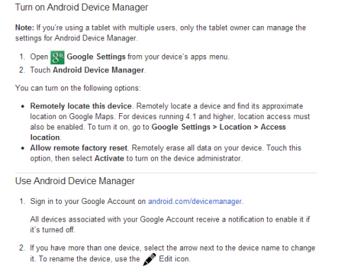 Turn On Device Manager
