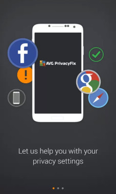 AVG PrivacyFix