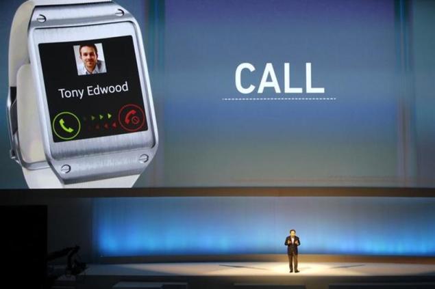 Galaxy Smartwatch Call