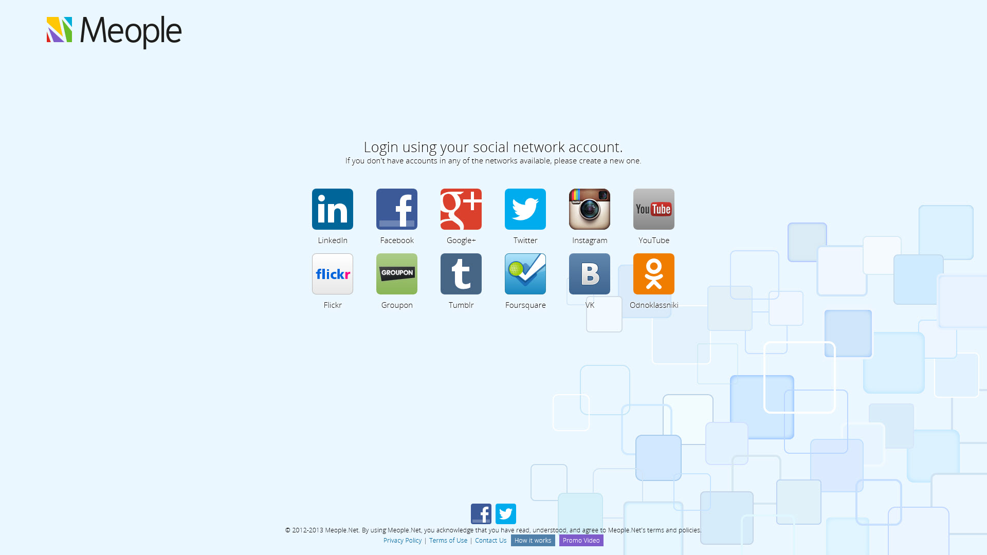 Manage Multiple Social Networks On Windows 8 With Meople