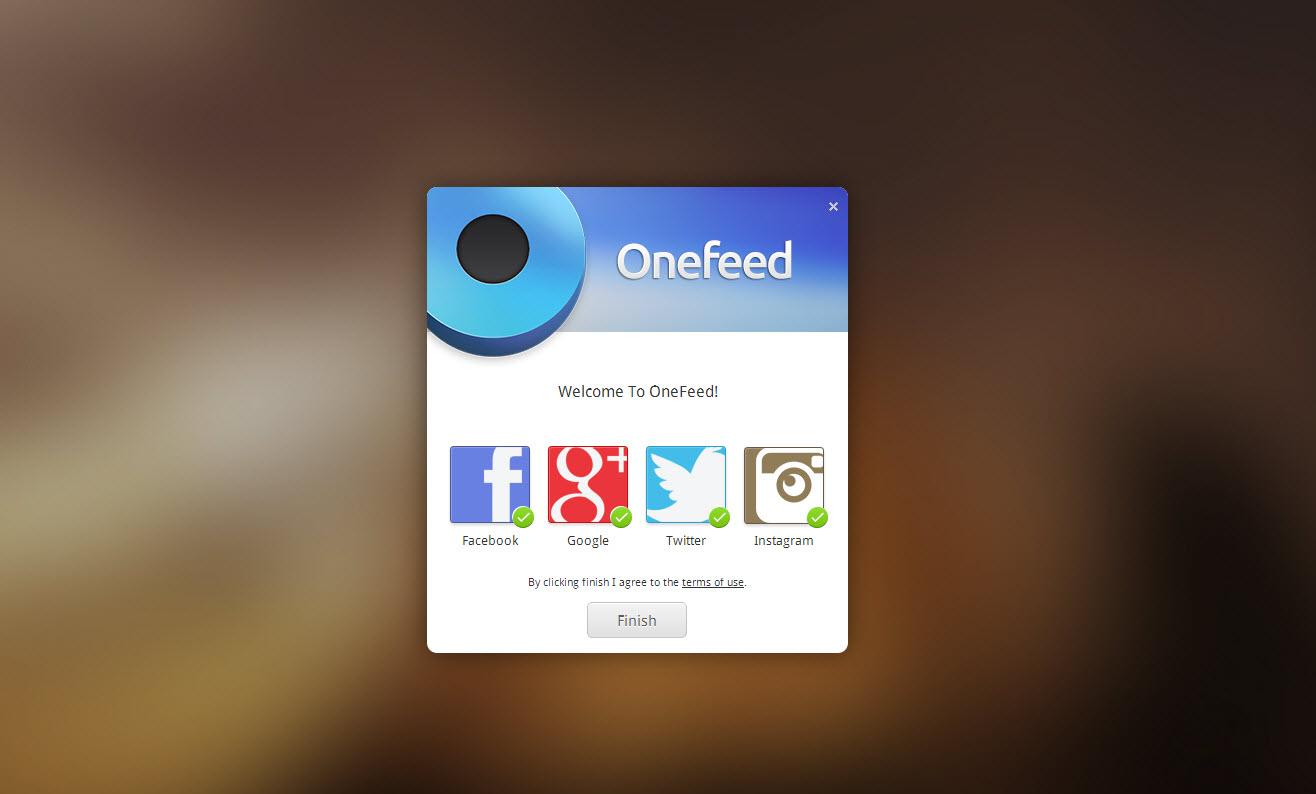 Onefeed Authorization