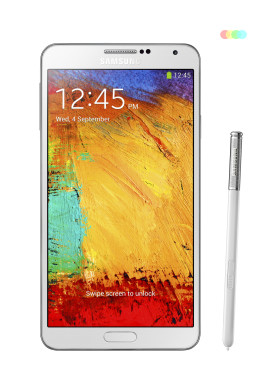 Samsung Galaxy Note 3 White copy
