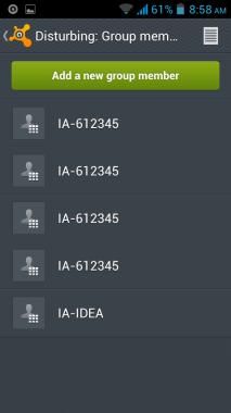 Filter List