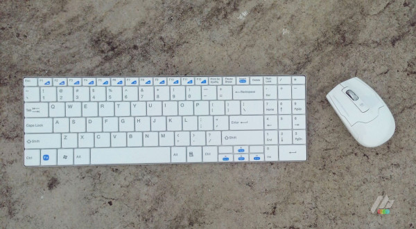 Keyboard Layout Placing