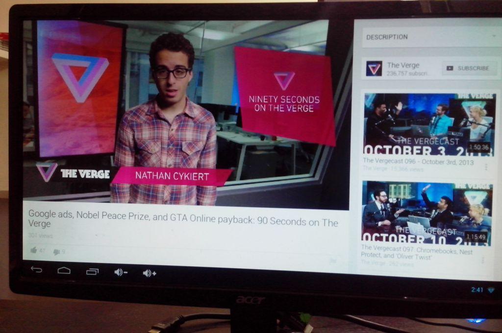MiniPC Youtube Play