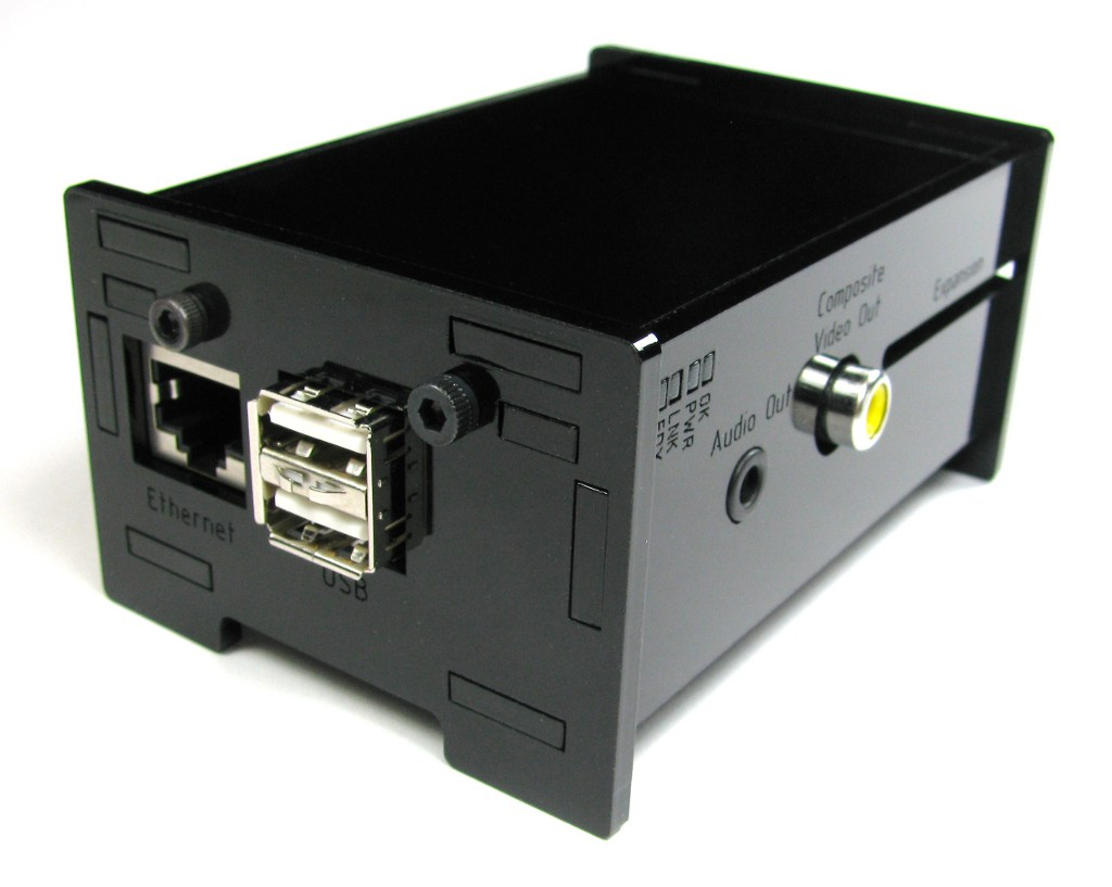 Raspberry Pi Enclosure Kit