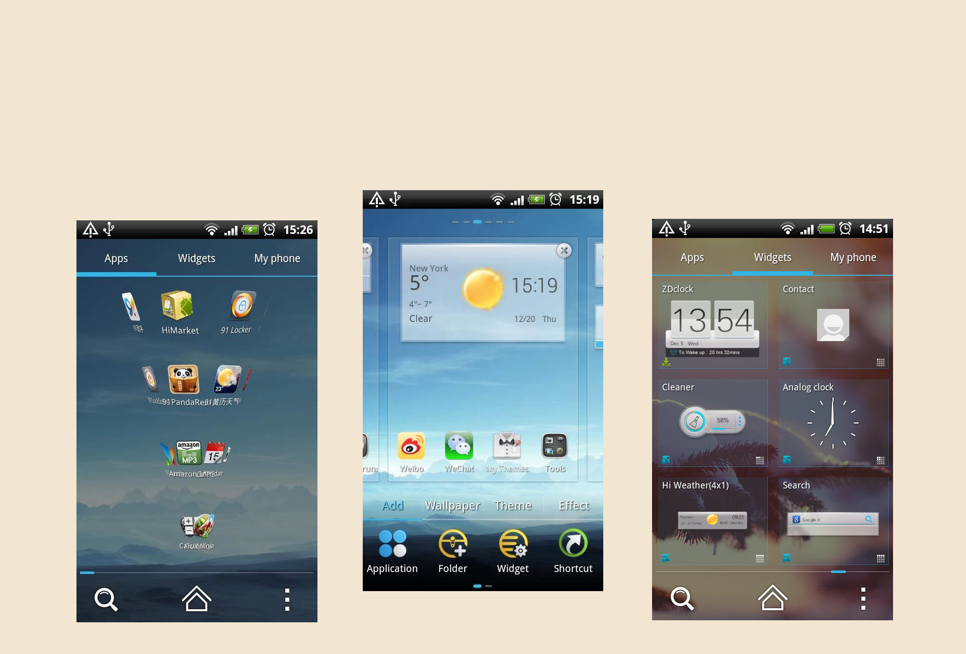 Spice Up Your Android With 91 Launcher