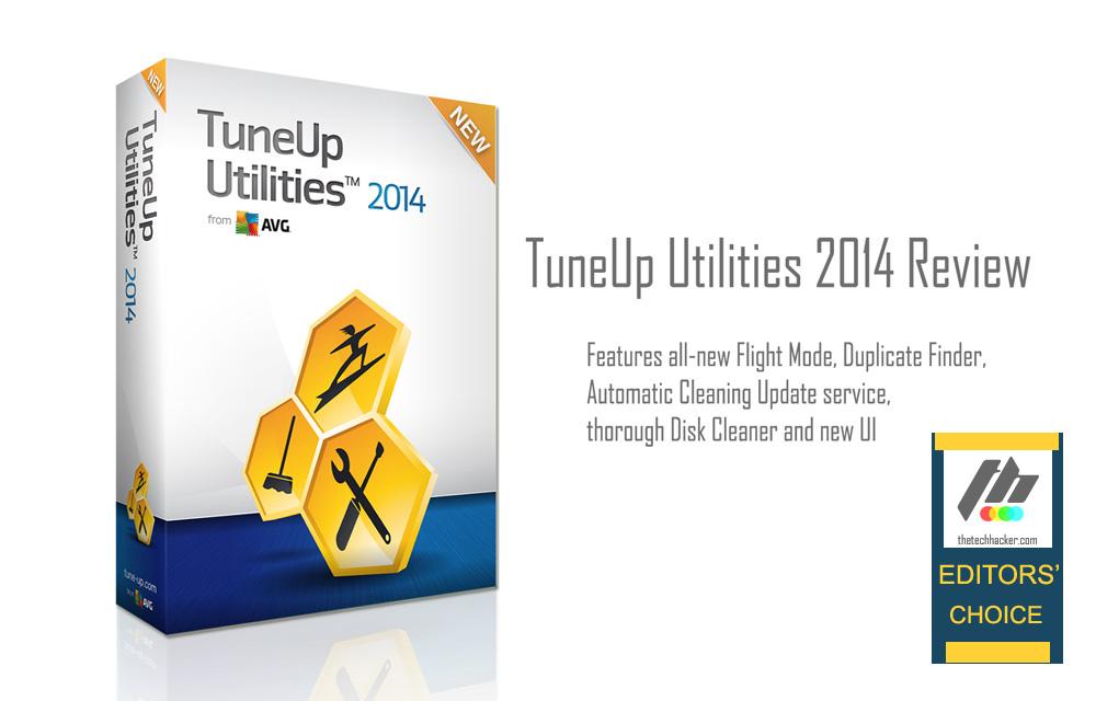 TuneUp Utilities 2014 Review thetechhacker