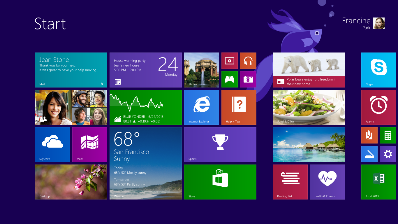 Whats New In Windows 8.1