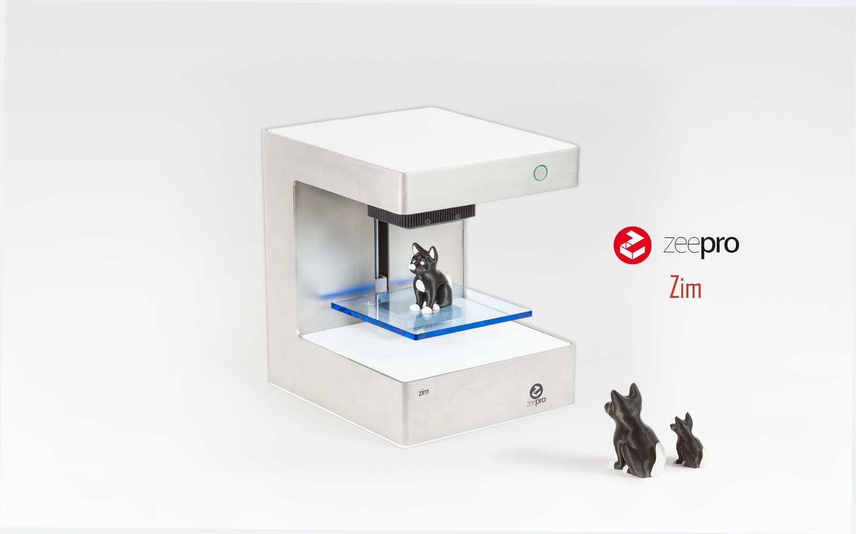 Zim Is A Budget Friendly 3D Printer Currently Funding In Kickstarter thetechhacker