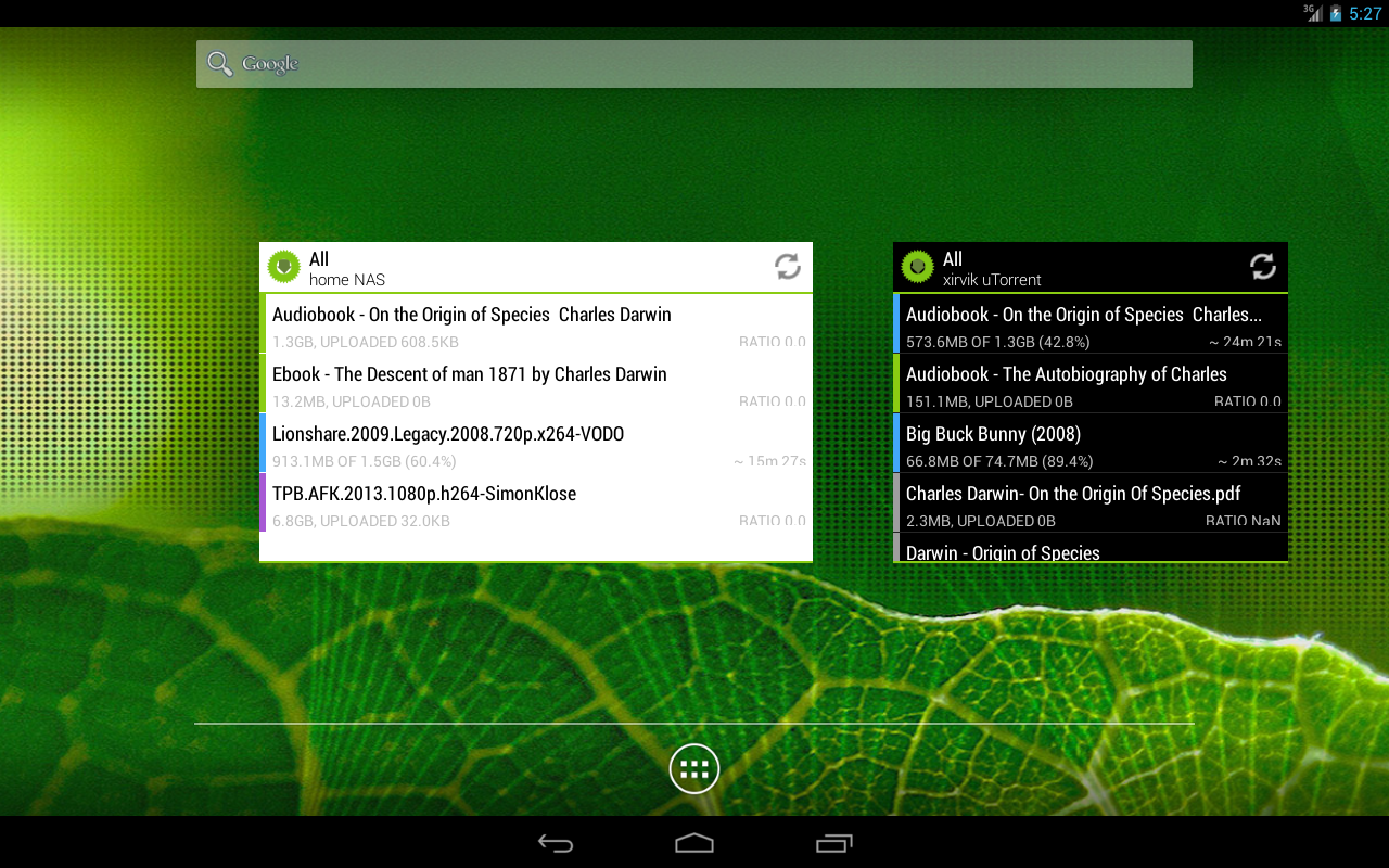 Transdrone Is A Remote Torrent Manager For Android