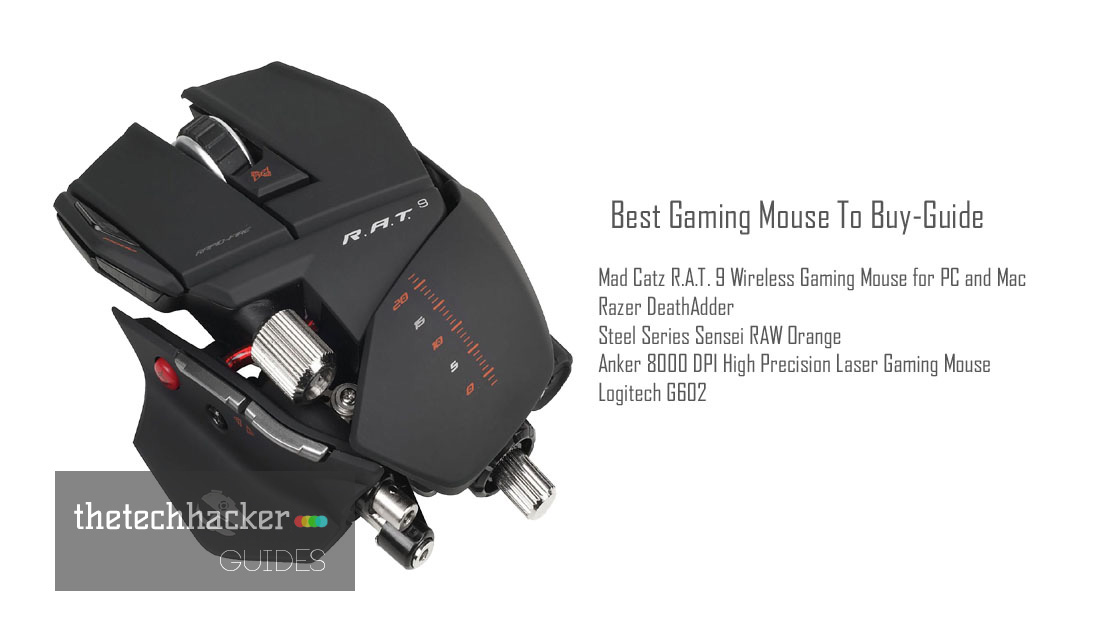 Best Gaming Mouse To Buy - Guide