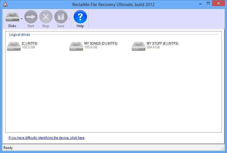 ReclaiMe File Recovery Ultimate