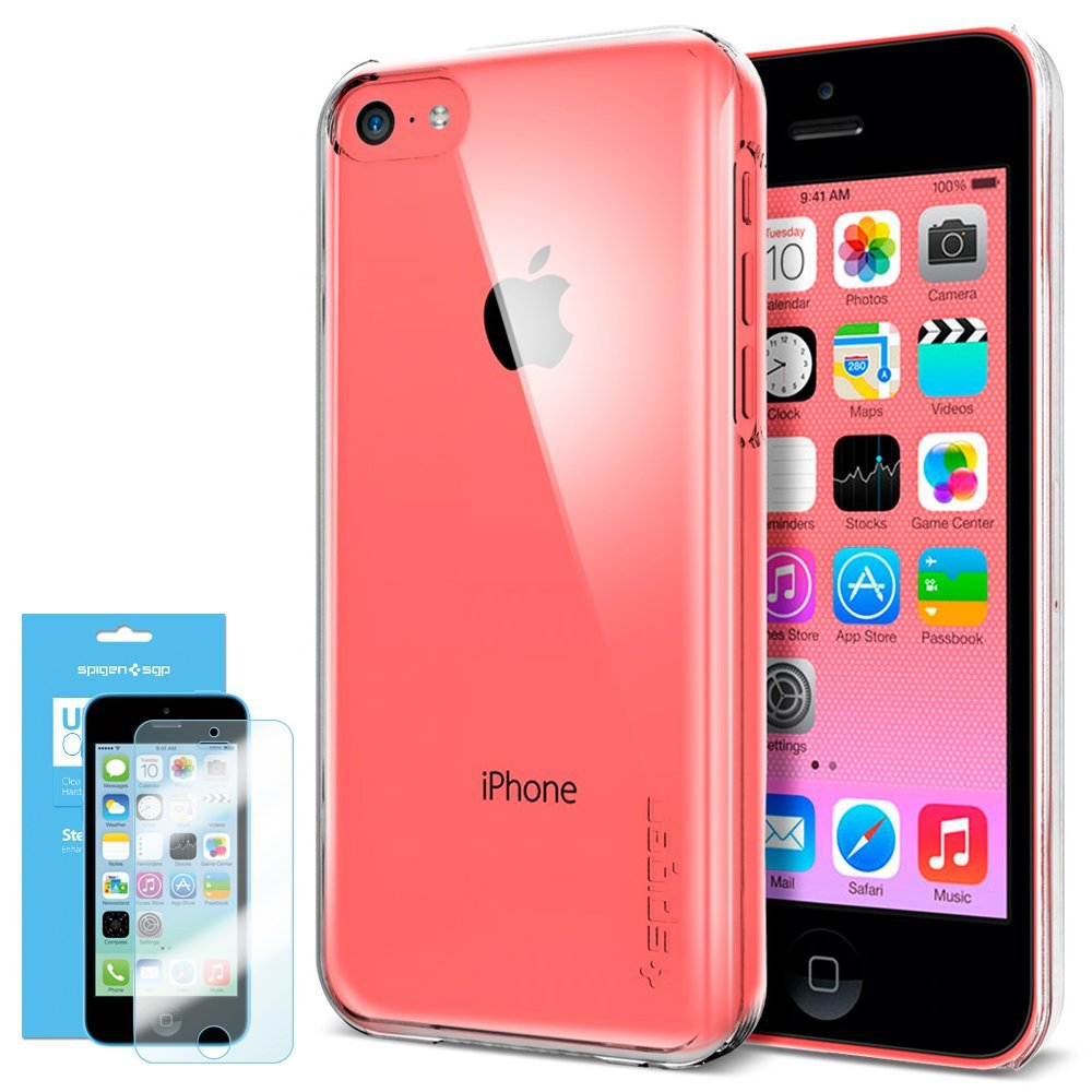 Spigen iPhone 5C Clear Case