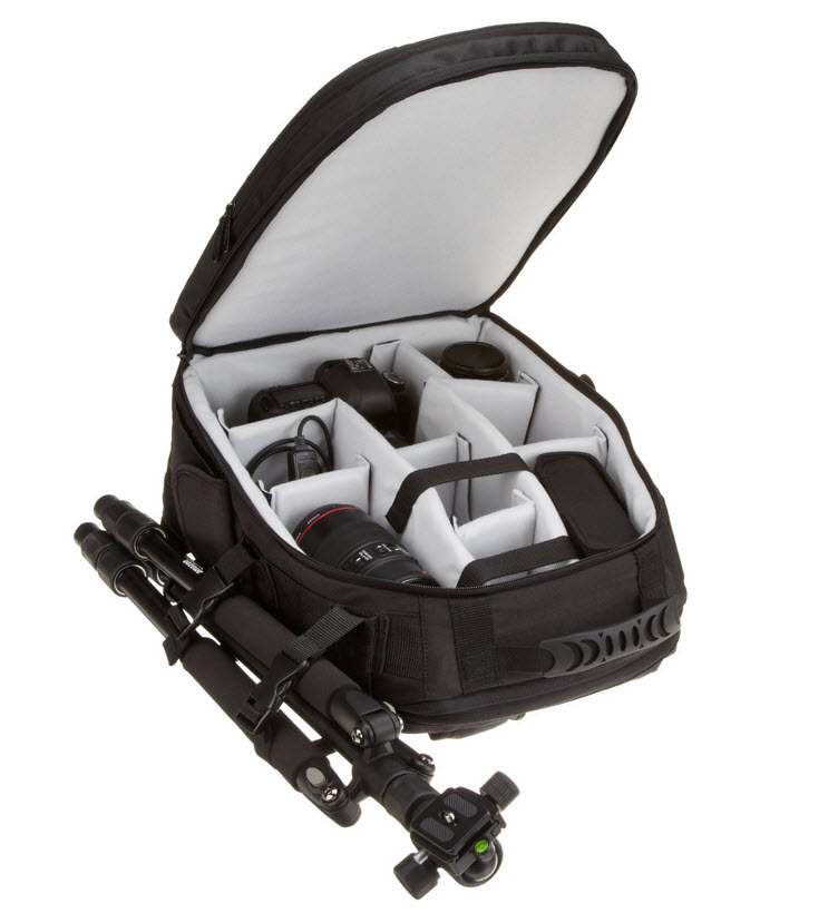 Amazon Basics DSLR Bag