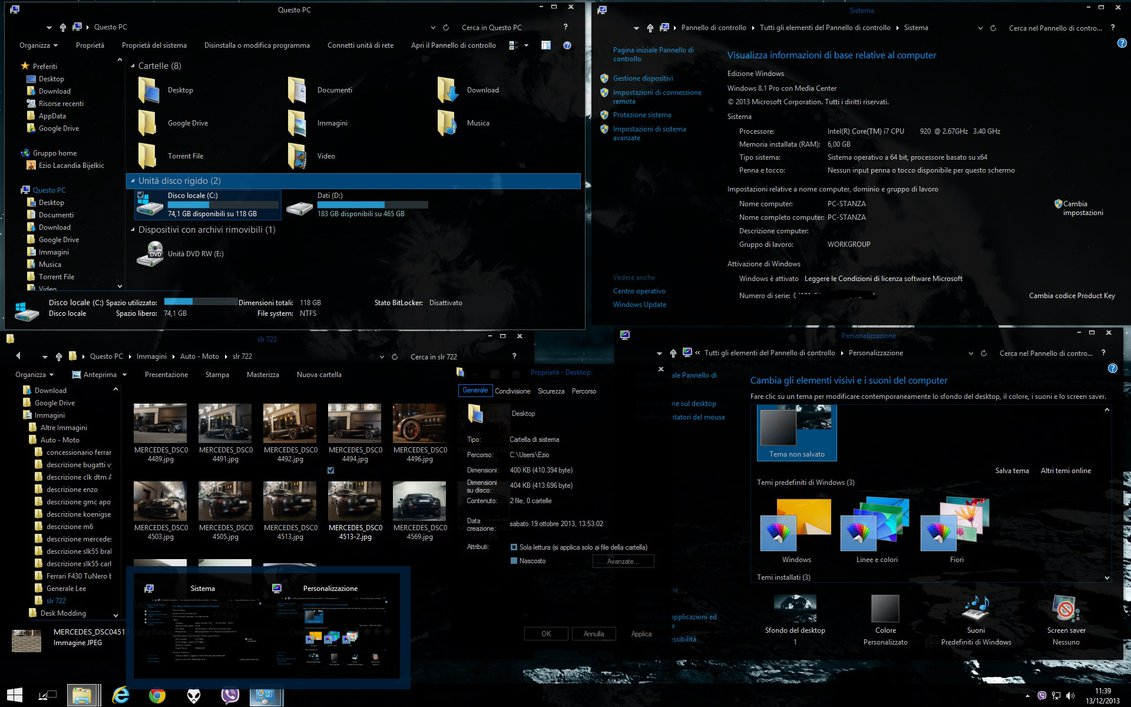 Download Abisso 2014 Dark Theme