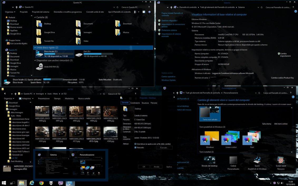 Download Abisso 2014 Dark Theme
