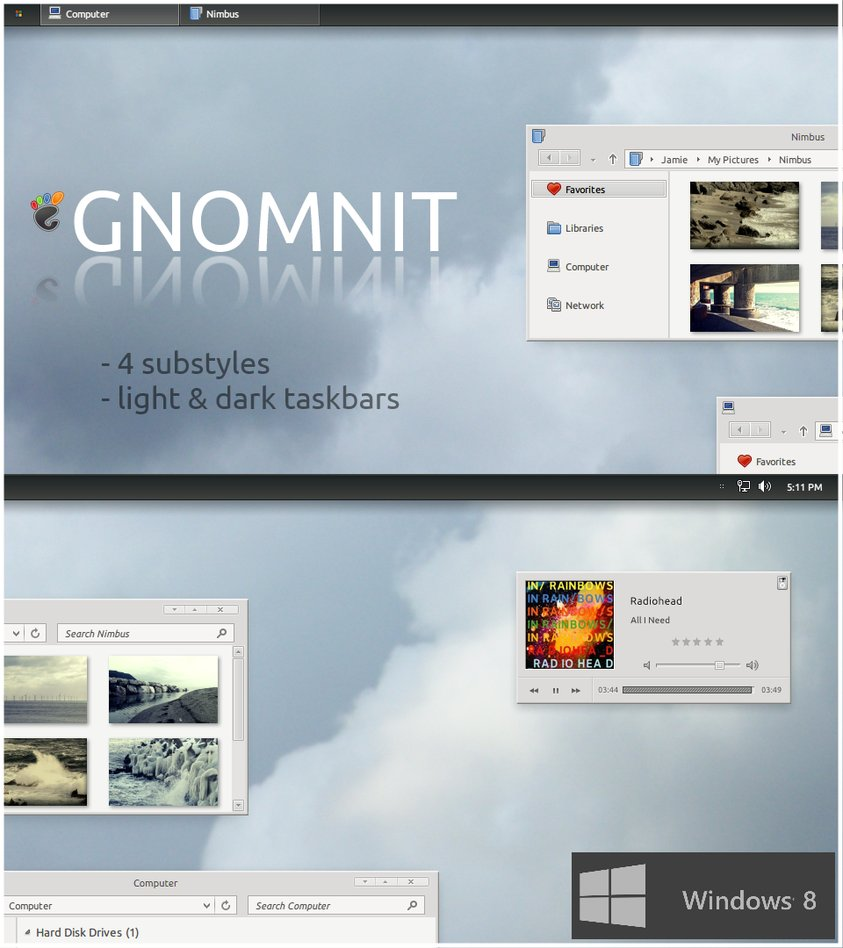 Gnomnit VS