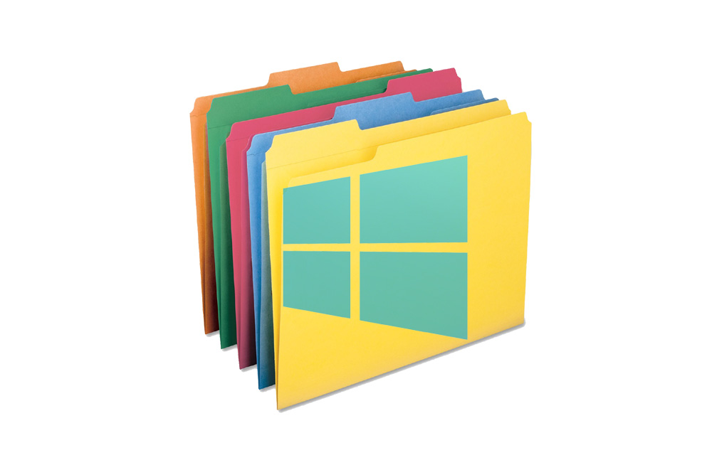 Change Folder Colors In Windows Easily With Rainbow Folders